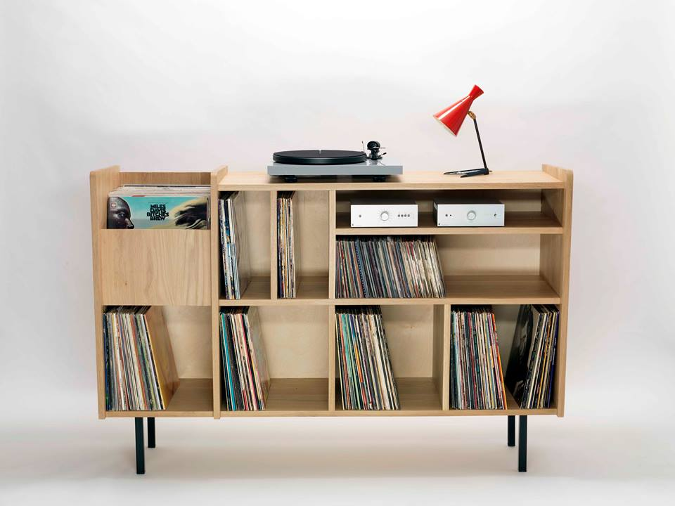 rangement de disques ikea and vinyles on pinterest
